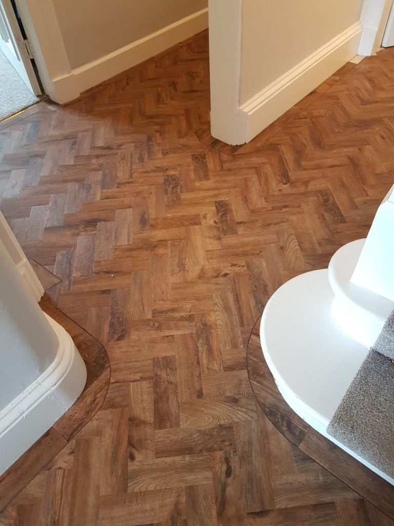 Karndean Luxury Flooring Walker Carpets Supplied And Fitted In